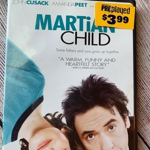 Other - Martian Child DVD